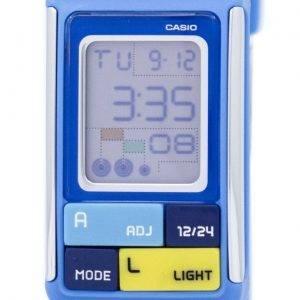 Casio Poptone Dual Time Alarm Digital LDF-50-2D LDF50-2D Women's Watch