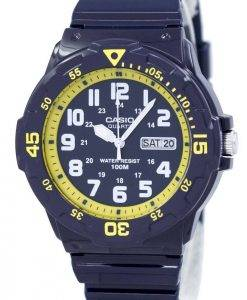 Casio Analog Quartz MRW-200HC-2BV MRW200HC-2BV Men's Watch