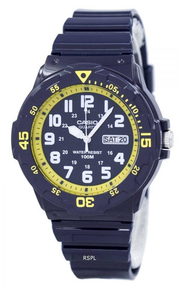 Casio Analog Quartz MRW-200HC-2BV MRW200HC-2BV Men's Watch