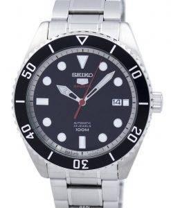 Seiko 5 Sports Automatic Japan Made SRPB91 SRPB91J1 SRPB91J Men's Watch
