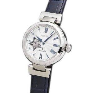 Seiko Lukia Automatic Diamond Accent Japan Made SSVM035 Women's Watch