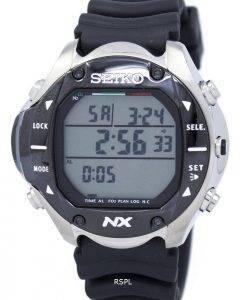 Seiko Diving Computer Digital Quartz STN009 STN009J1 STN009J Men's Watch