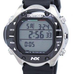 Seiko Diving Computer Digital Quartz STN009 STN009J1 STN009J Men's Watch