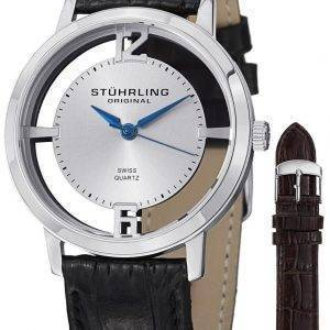Stuhrling Original Winchester Cathedral Quartz 388G2.SET.01 Men's Watch