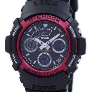 Casio G-shock Shock Resistant World Time Watch AW-591-4A