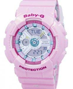 Casio Baby-G Analog Digital World Time BA-110CA-4A Women's Watch