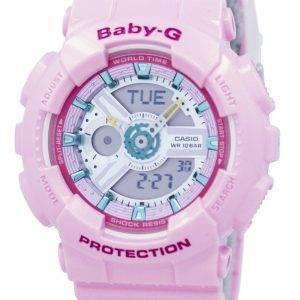 Casio Baby-G Analog Digital World Time BA-110CA-4A Women's Watch