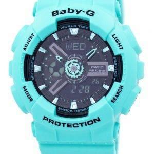 Casio Baby-G Analog Digital BA-111-3A Women's Watch