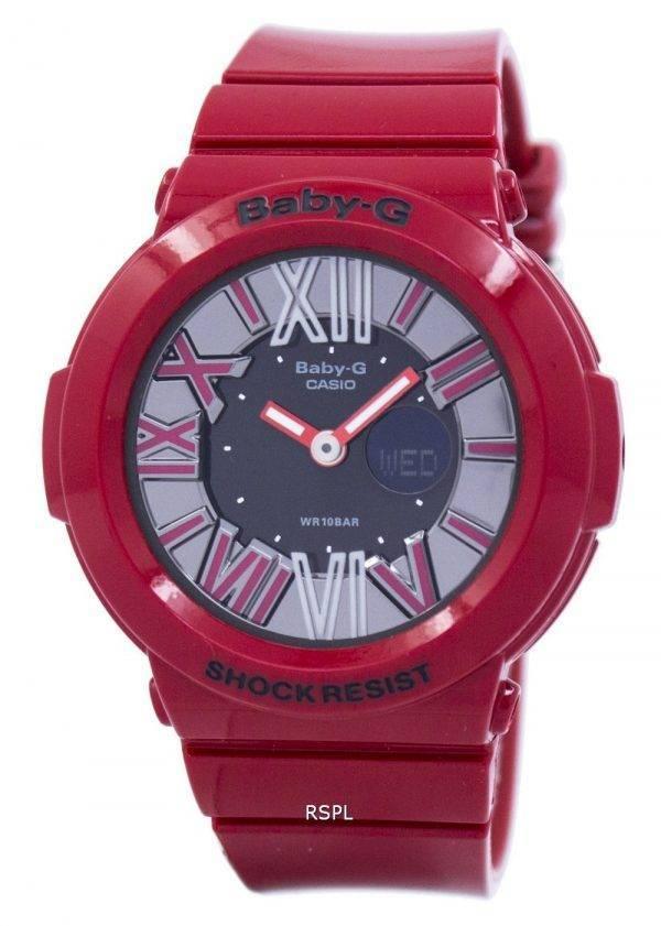 Casio Baby-G Analog-Digital BGA-160-4BDR Womens Watch