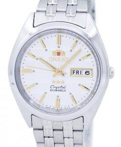 Orient 3 Star Crystal Automatic FAB0000DW Men's Watch