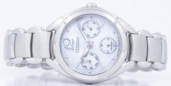 Citizen Eco-Drive Analog FD2020-54D Women's Watch