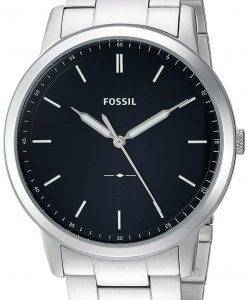 Fossil The Minimalist Slim 3H Quartz FS5307 Men's Watch