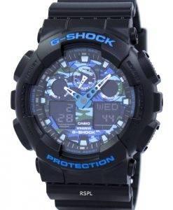 Casio G-Shock Analog Digital GA-100CB-1A Mens Watch