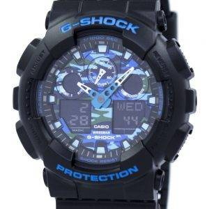 Casio G-Shock Analog Digital GA-100CB-1A Mens Watch