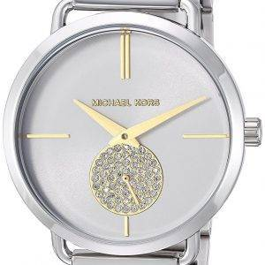 Michael Kors Portia Quartz Diamond Accent MK3679 Women's Watch