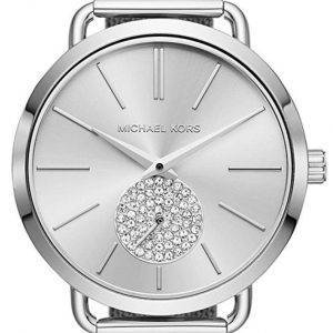 Michael Kors Portia Quartz Diamond Accent MK3843 Women's Watch