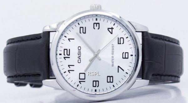 Casio Analog Quartz MTP-V001L-7BUDF MTPV001L-7BUDF Men's Watch