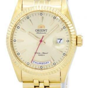 Orient Oyster Automatic SEV0J004GH Men's Watch
