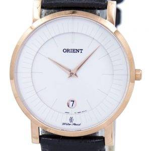 Orient Analog Quartz Japan Made SGW0100CW0 Women's Watch