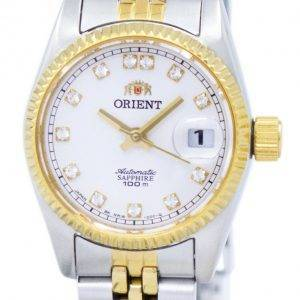 Orient Oyster Automatic Diamond Accent SNR16002W Women's Watch