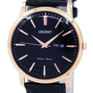 Orient Analog Quartz Japan Made SUG1R004B6 Men's Watch