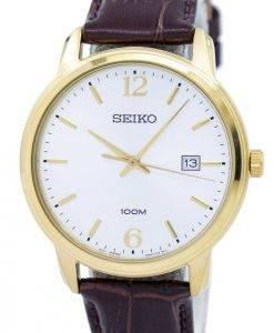 Seiko Neo Classic Quartz SUR266 SUR266P1 SUR266P Men's Watch
