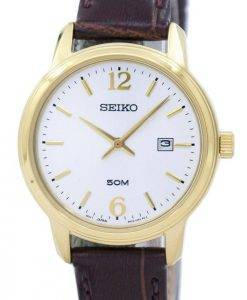 Seiko Quartz SUR658 SUR658P1 SUR658P Men's Watch