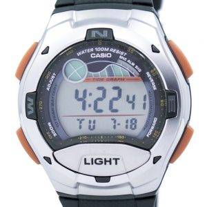Casio Digital Sports Tide Graph Illuminator W-753-3AVDF W-753-3AV Mens Watch