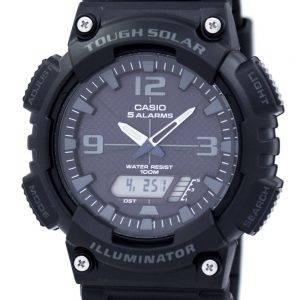 Casio Youth Illuminator Tough Solar Analog Digital AQ-S810W-1A2V AQS810W-1A2V Men's Watch