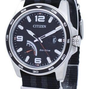 Citizen PRT Eco-Drive Power Reserve AW7030-06E Men's Watch