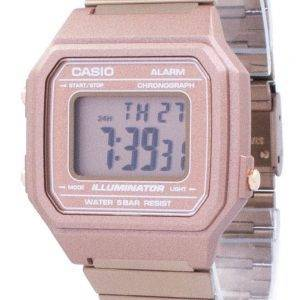 Casio Vintage Illuminator Chronograph Alarm Digital B650WC-5A Unisex Watch