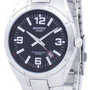 Casio Edifice Analog Quartz EF-125D-1AV EF125D-1AV Men's Watch