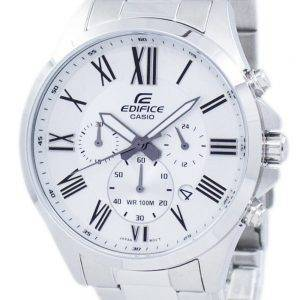 Casio Edifice Chronograph Quartz EFV-500D-7AV EFV500D-7AV Men's Watch