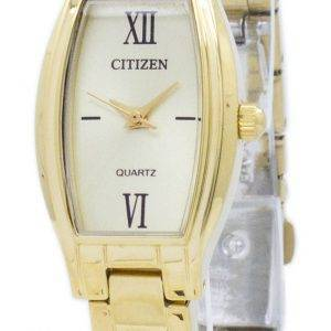 Citizen Analog Quartz EJ6112-52P Women's Watch