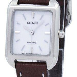 Citizen Silhouette Eco-Drive EM0490-08A Women's Watch