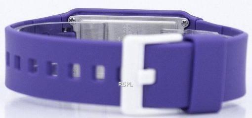 Casio Poptone Dual Time Alarm Digital LDF-52-6A LDF52-6A Women's Watch