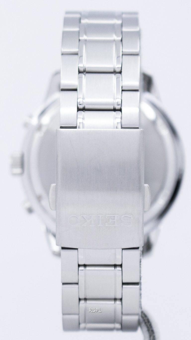 Seiko Neo Sports Chronograph Quartz SKS601 SKS601P1 SKS601P Men's Watch