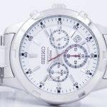 Seiko Neo Sports Chronograph Quartz SKS601 SKS601P1 SKS601P Men's Watch 4