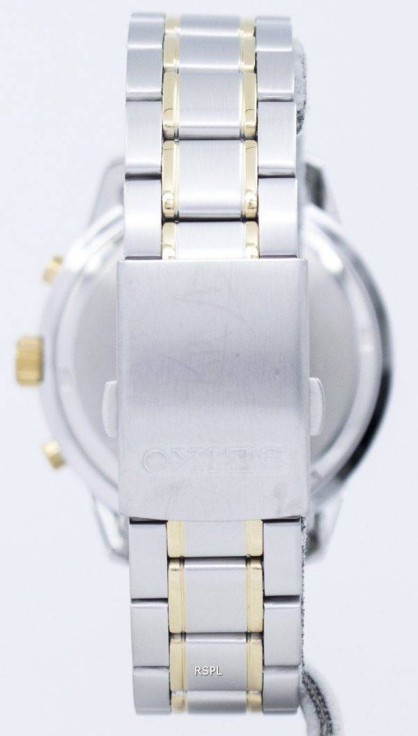 Seiko Chronograph Quartz SKS609 SKS609P1 SKS609P Men's Watch