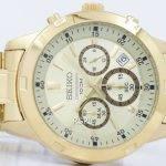 Seiko Chronograph Quartz SKS610 SKS610P1 SKS610P Men's Watch 4