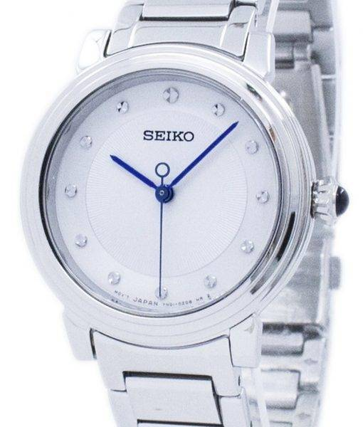 Seiko Discover More Quartz Diamond Accent SRZ479 SRZ479P1 SRZ479P Women's Watch