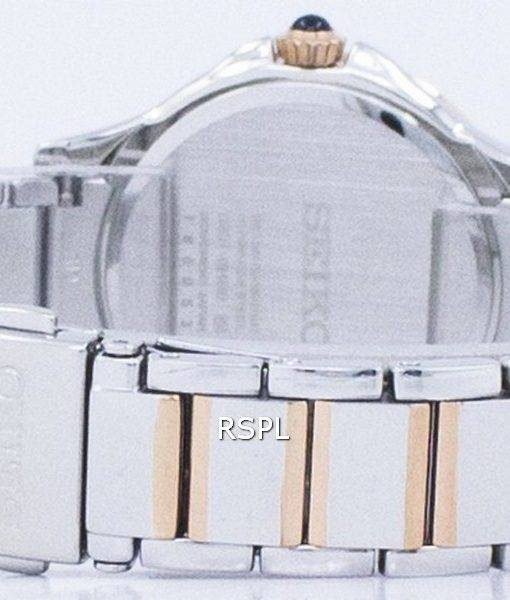 Seiko Quartz Diamond Accent SRZ486 SRZ486P1 SRZ486P Women's Watch