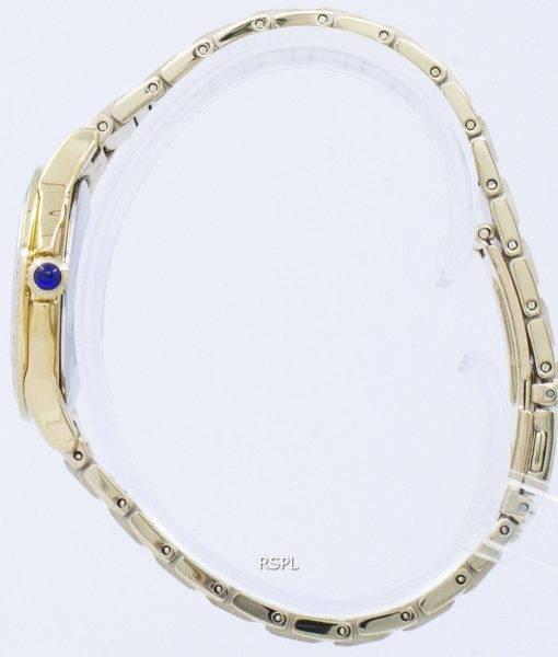 Seiko Quartz Diamond Accent SRZ488 SRZ488P1 SRZ488P Women's Watch
