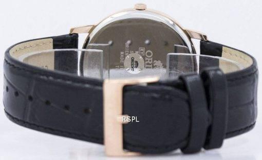 Orient Analog Quartz Japan Made SUG1R004B6 Men's Watch