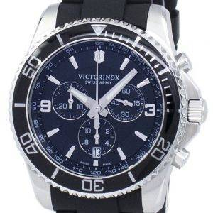 Victorinox Maverick Swiss Army Chronograph Tachymeter Quartz 241696 Men's Watch