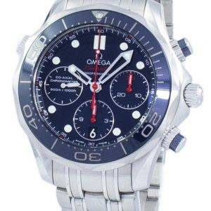 Omega Seamaster Diver 300M Co-Axial Chronograph Automatic 212.30.42.50.03.001 Men's Watch