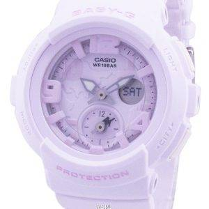 Casio Baby-G World Time Analog Digital BGA-190BC-4B BGA190BC4B Women's Watch