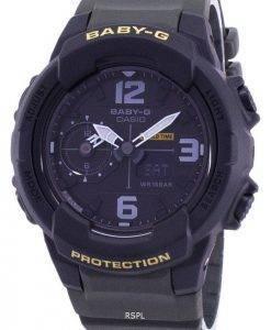 Casio Baby-G Shock Resistant World Time Analog Digital BGA-230-3B BGA2303B Unisex Watch