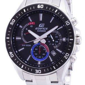 Casio Edifice Chronograph Quartz EFR-552D-1A3 EFR552D1A3 Men's Watch