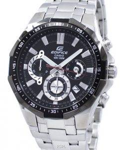 Casio Edifice Chronograph Quartz EFR-554D-1AV EFR554D-1AV Men's Watch